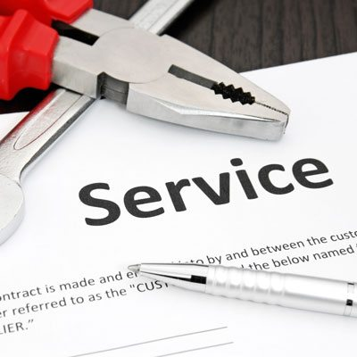 Roof Service Contract