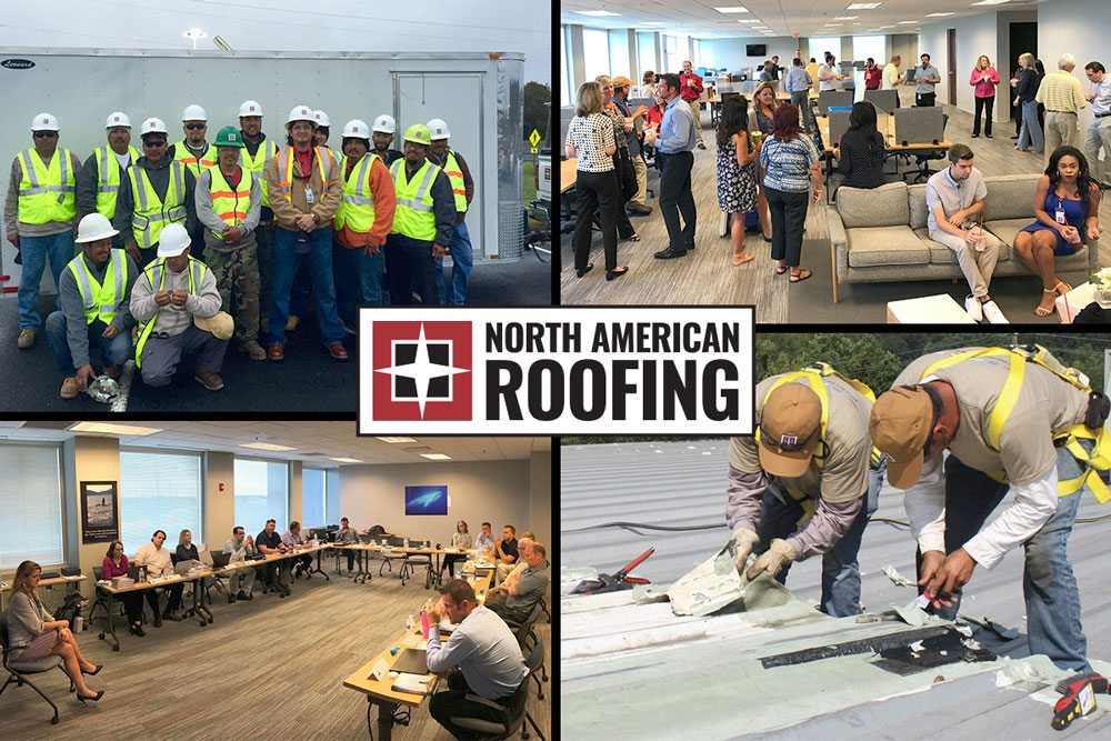 Thank You, North American Roofing Family! Top 100 Roofing Contractors 2017