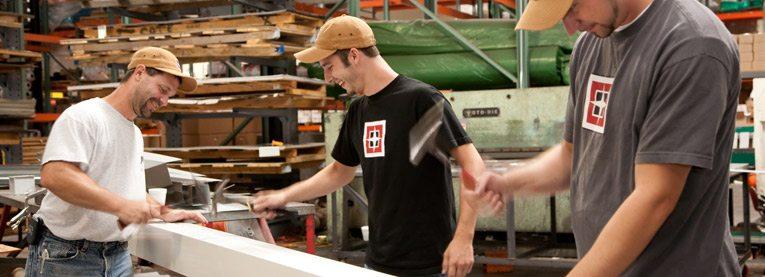 Custom Roof Metal Fabrication