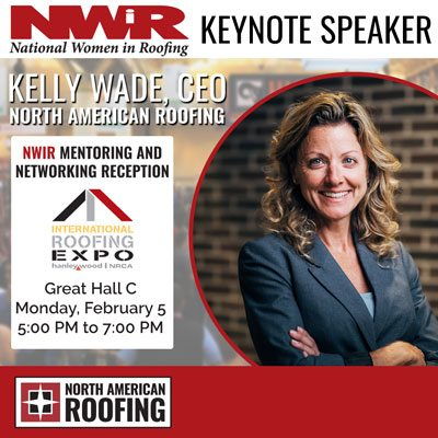 Kelly Wade, CEO - Keynote Speaker NWIR 2018